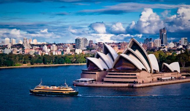 Tramite de visa en Australia